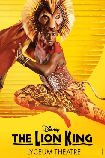 book cheap theatre tickets for the lion king london