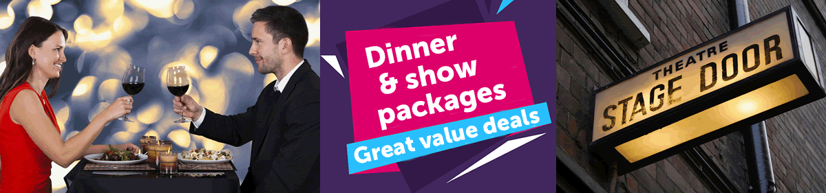 Theatre and dinner deals london